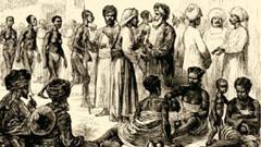 Mauritania, Africa Racist Slavery
