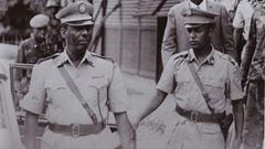 Somalia Leader Siyad Barre