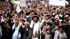 Yemen Arab Spring Revolt