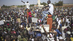 Burkina Faso Mass Uprising