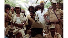 Eritrean EPLF Freedom Fighters, 1968