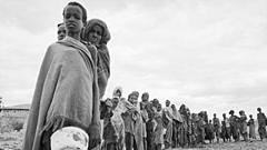 Ethiopian Starvation, Hunger, Famine