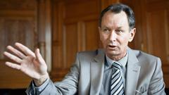 FDP President Philipp Mueller