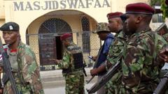 Kenyan Police Raid Mombasa Mosque, Fight Al-Shabaab