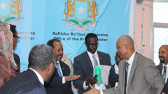 Somalia, Somali Government Officials