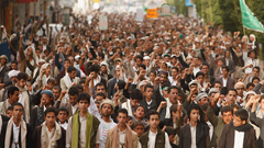 Yemen's Houthis Takeover Sana'a
