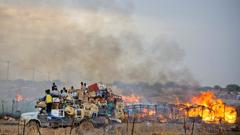 Northern Kenya Experiencing Violence