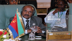 Osman Saleh, Eritrea Statement