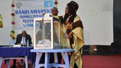 Somalia Politics, Somali Vote Cast