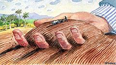 Ethiopia Villagization, Land Grabbing (Spooner)