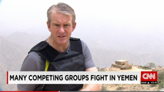 CNN Report on Yemen Houthi and Saudi