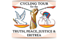 Cycling Tour, Truth Peace Justice, Eritrea