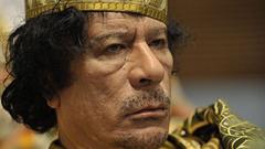 Muammar Gaddafi, Former Libya Leader