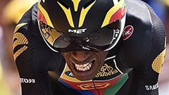 Eritrea Tour De France, Daniel Teklahaimanot
