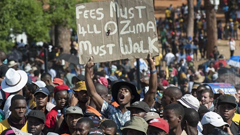 South Africa Fees Must Fall Movement