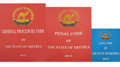 Eritrea Rules and Laws