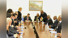 Eritrea-European Union Agreement