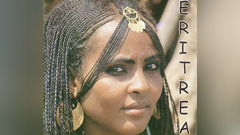 Eritrean Lady, Tigre Hairstyle