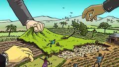 Land Grab