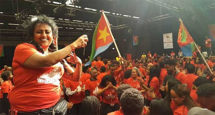 YPFDJ 13th Annual Eritrean Youth Conference (Holland)