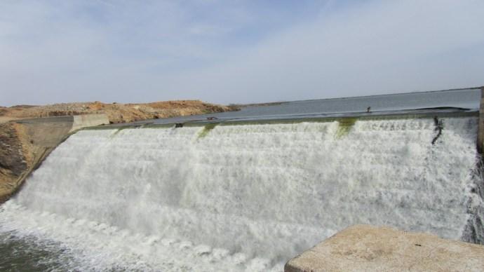 Kerkebet Dam - Eritrea, Africa