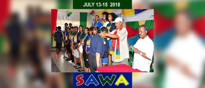 2018 Sawa, Eri-Youth Festival