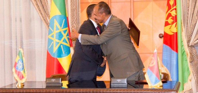 Eritrea and Ethiopia Sign Peace Deal