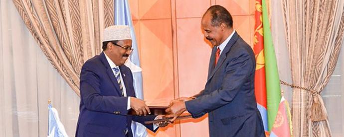 Somalia, Eritrea Joint Declaration